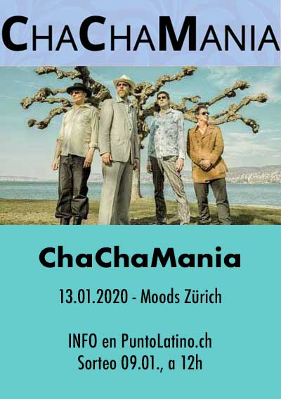 13.01.20. ChaChaMania
