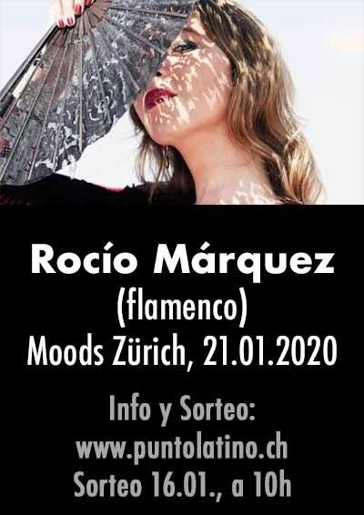 21.01.20 Rocío Márquez (flamenco), ZH