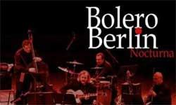26.09.16. Bolero Berlin, Kongresshaus Zürich,