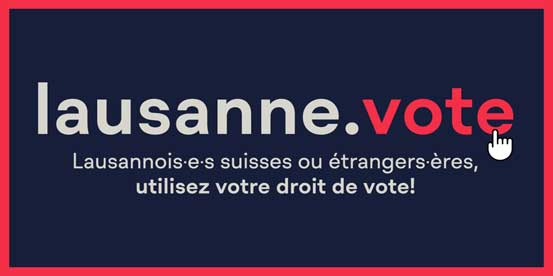 Lausana vota
