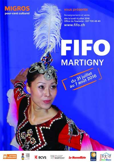 FIFO Festival Folklórico Martigny