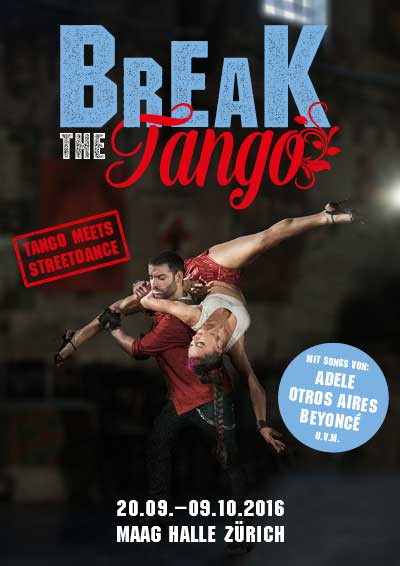 2016 Break Tango, Zürich