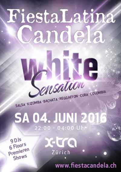 04.06.16. Fiesta Latina Candela - White Sensation
