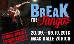 20.09.–09.10.16. Break the Tango, ZH