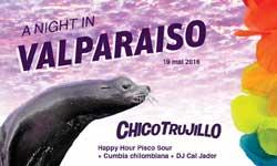 19.05.16. Chico Trujillo (Chile), GINEBRA