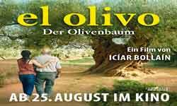 CINE El Olivo (Icíar Bollaín, España), CH-D ab 25.08.2016.