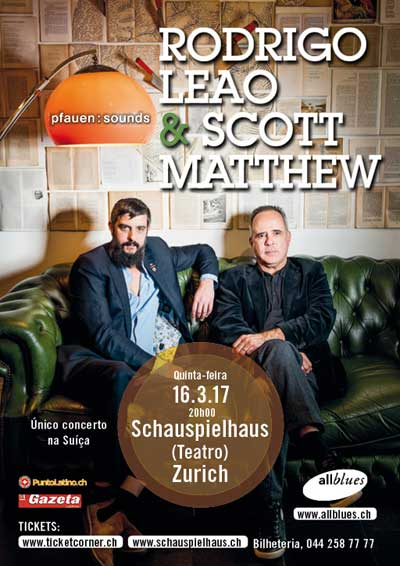 16.03.17. Matthew / Leão Band, ZH