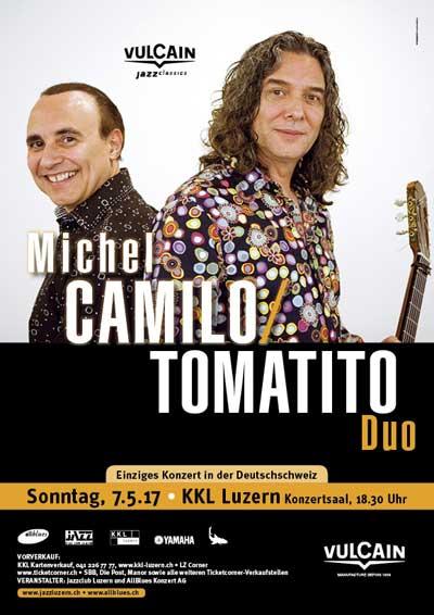 07.05.2017 Camilo / Tomatito, Luzern