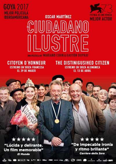 CINE El ciudadano ilustre (Argentina)