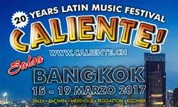 2017 Caliente! Bangkok (15.-19.03.)