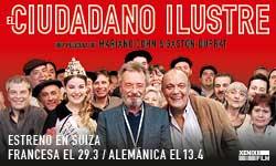 2017 CINE El Ciudadano ilustre (Argentina), abril