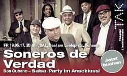 19.05.17. Soneros de Verdad (Cuba), Schaan