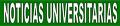 Noticias universitarias / formación
