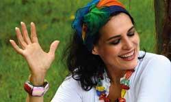 13., und 14.10.17. Viviane de Farias (Brasil), Bird's Eye BS