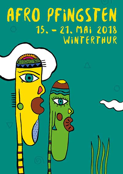 19.05.18. Afro-Pfingsten, Latin Night (Winterthur)