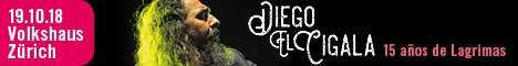 INTROSEITE 19.10.18. Diego El Cigala (ZH)