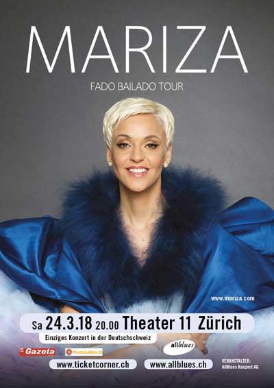 24.03.18. Mariza (Portugal, fado), ZH