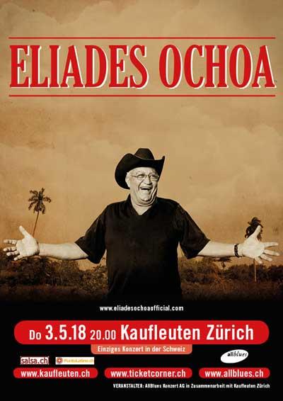 03.05.18. Eliades Ochoa (Cuba), ZH