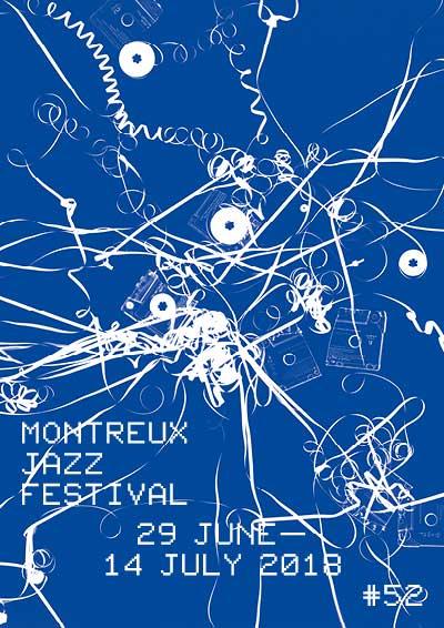 01.–14.07.18. Montreux Jazz Festival