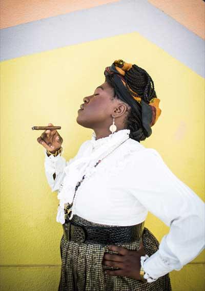 17.02.18. Mélissa Laveaux (Haití), ZH