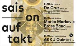 13.10.17., Da Cruz / Saison Auftakt, bee-flat BE