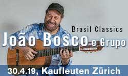 30.04.19. João Bosco (Brasil), ZH