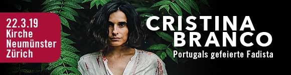 22.03.19. Cristina Branco (Portugal), ZH