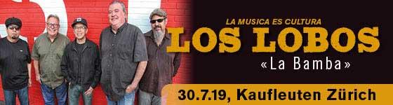 30.07.19. Los Lobos (TexMex)
