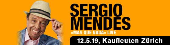 12.05.19. Sergio Mendes