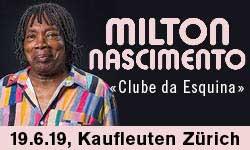 19.06.19. Milton Nascimento
