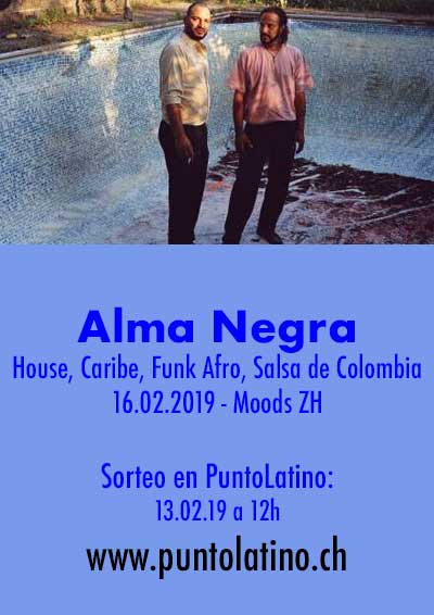 16.02.19. Alma Negra, Moods ZH