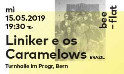 15.05.19. Linker e os Caramelows, BE