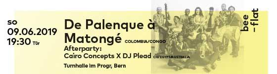 09.06.19. De Palenque a Matongé