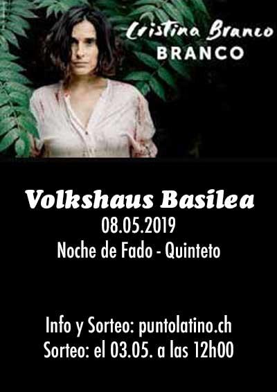 08.05.19. Cristina Branco (PORT), BS