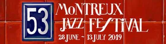 28.06.—13.07.19. Montreux Jazz Festival