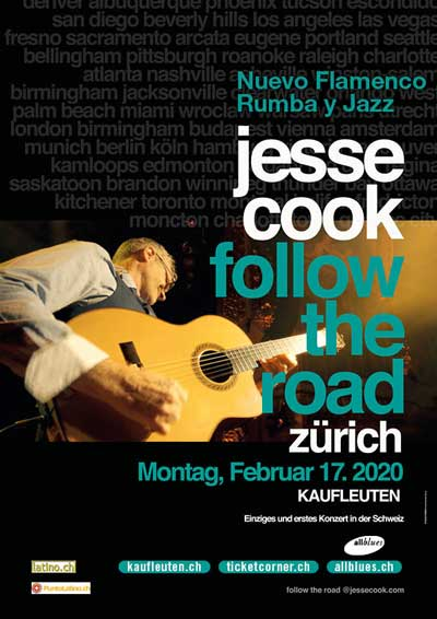 17.02.20. Jesse Cook (flamenco)