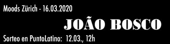 16.03.20. João Bosco (BRA)