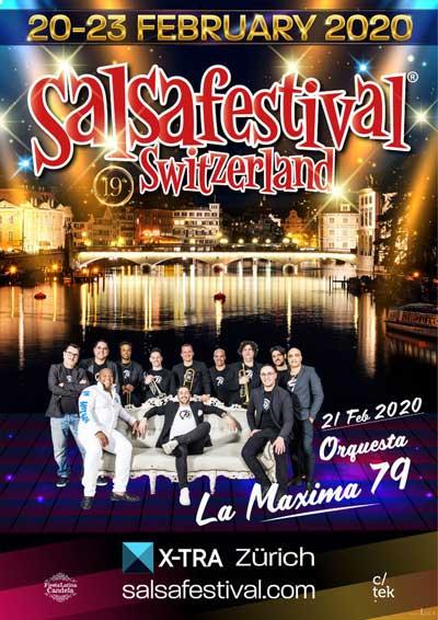 20.–23.02.20. Salsafestival Switzerland, ZH