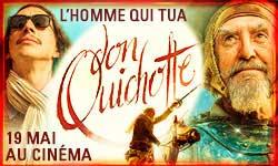 CINE El hombre que mató a Don Quijote (Romandie)