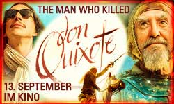 CINE El hombre que mató a don Quijote
