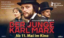 2017 CINE El joven Marx (CH-D)