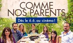 06.06.18. CINE Como nossos pais (Brasil), ROMANDIE