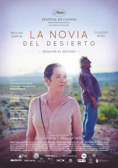 CINE ab 14.12.2017 La novia del desierto (Argentina)