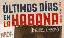 CINE Ultimos dias en La Habana