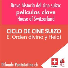 Cine suizo en PuntoLatino