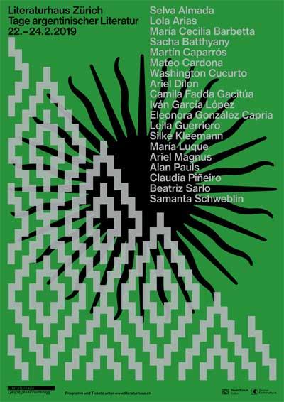 22.–24.02.2019 LITERATURA ARGENTINA