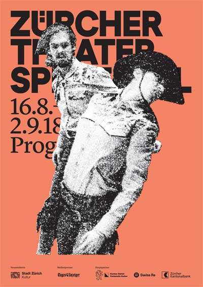 16.08.–02.09.18. Zürcher Theater Spektakel